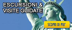 Escursioni e Visite Guidate a New York